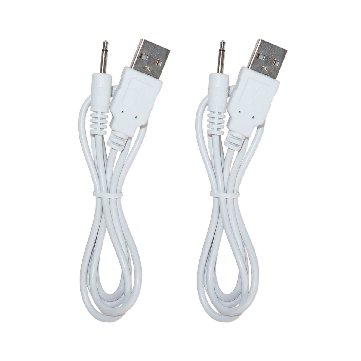 plusOne® magnetic charging cable replacement (2 pack) 6719 out of pack